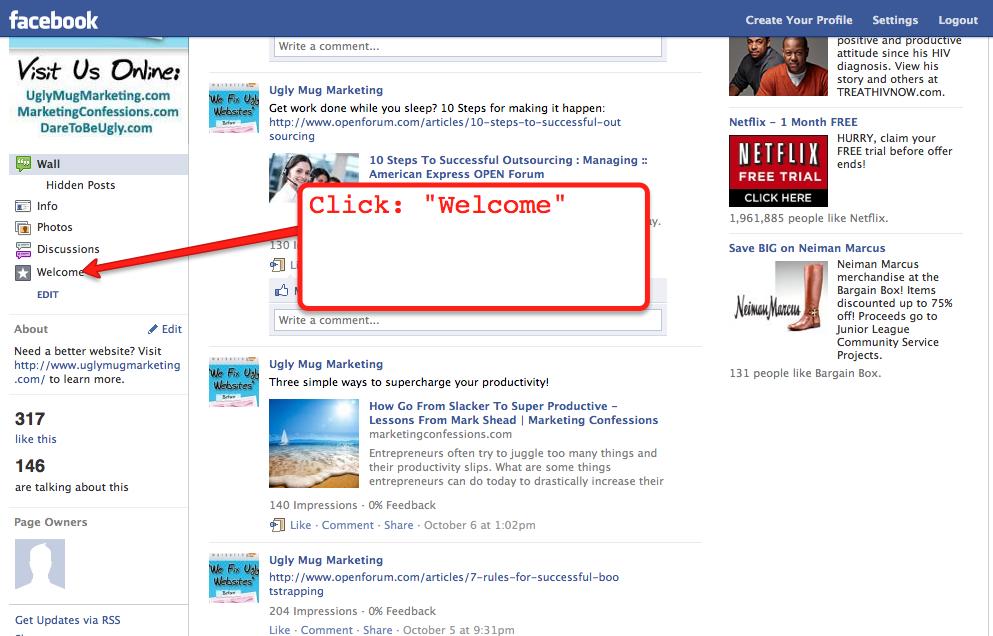 Increase Your Facebook