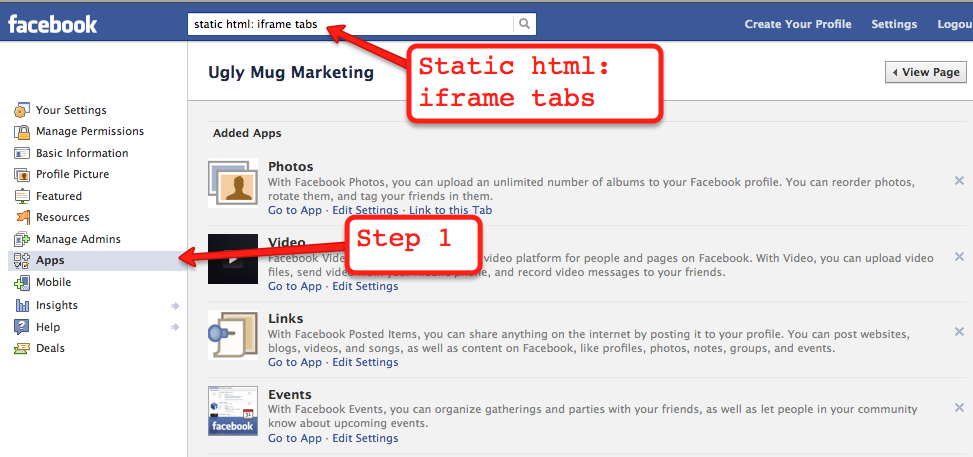 how to add one tap login facebook