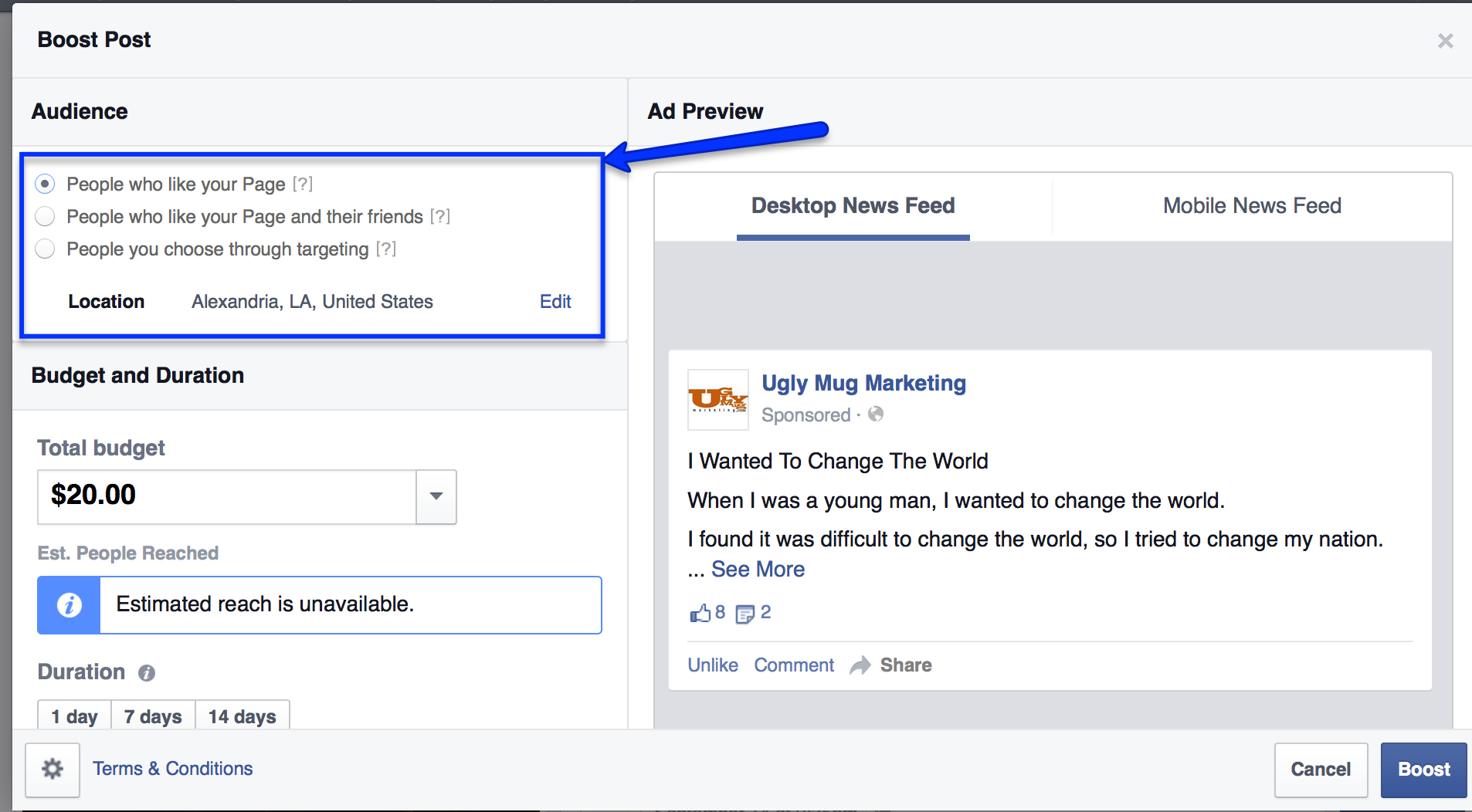 7 Reasons You Should NEVER Hit the Boost Post Button